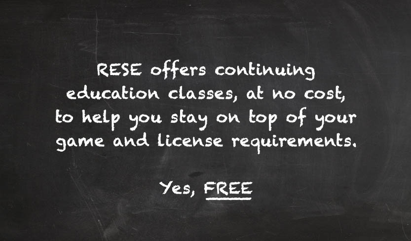RESE continuing education